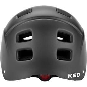 KED 5Forty Casco Niños, black matt